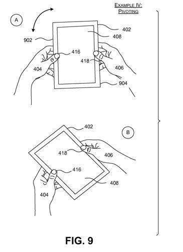 Microsoft's MTM Gestures Patent