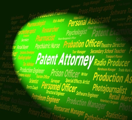 What is the role of a patent attorney?