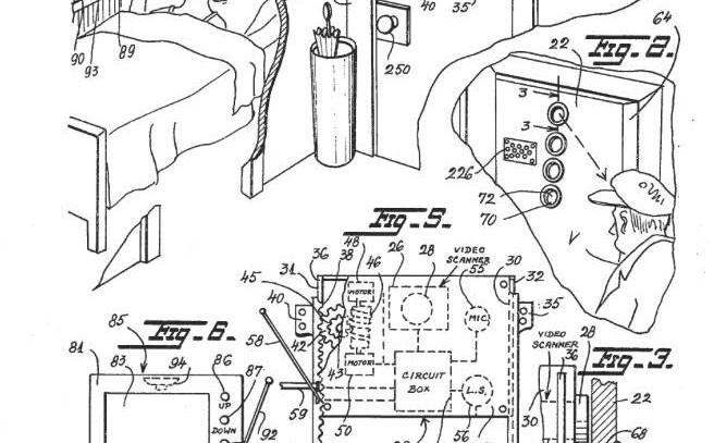 African American Inventor Marie Van Brittan Brown's Home Security System –